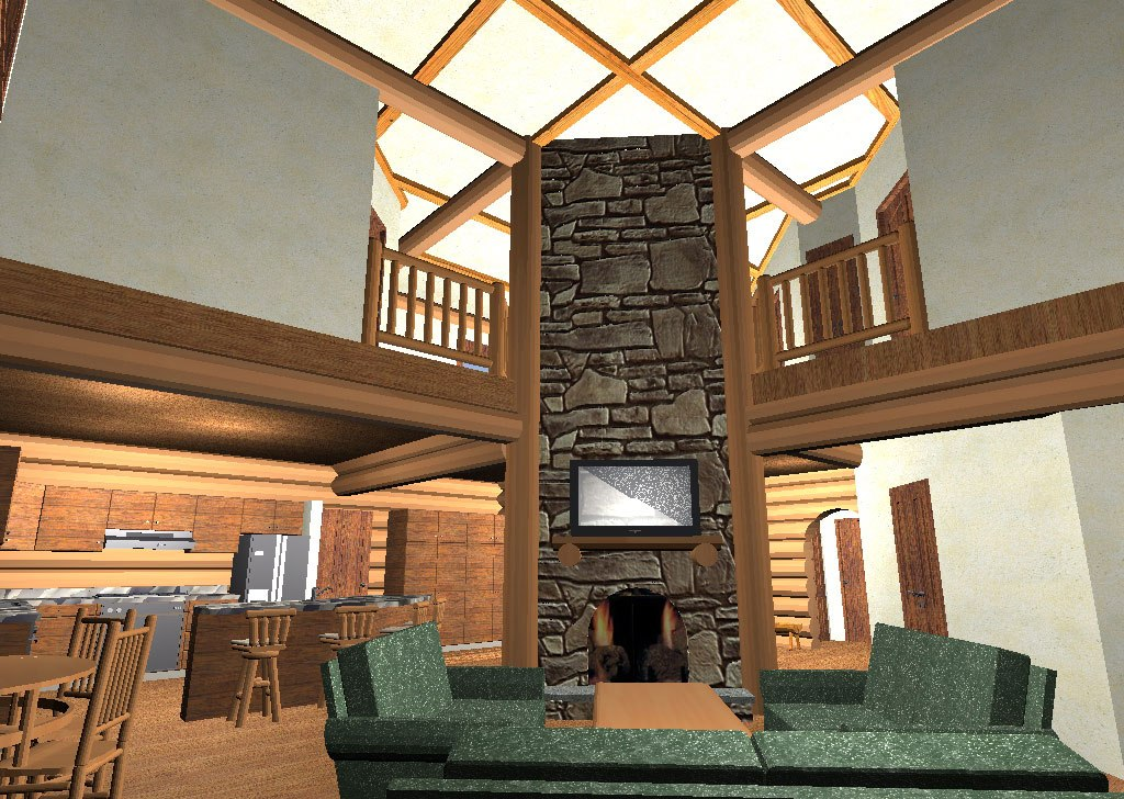 Log homes handcrafted log homes log home floorplans cedar for 4000 sq ft modular homes