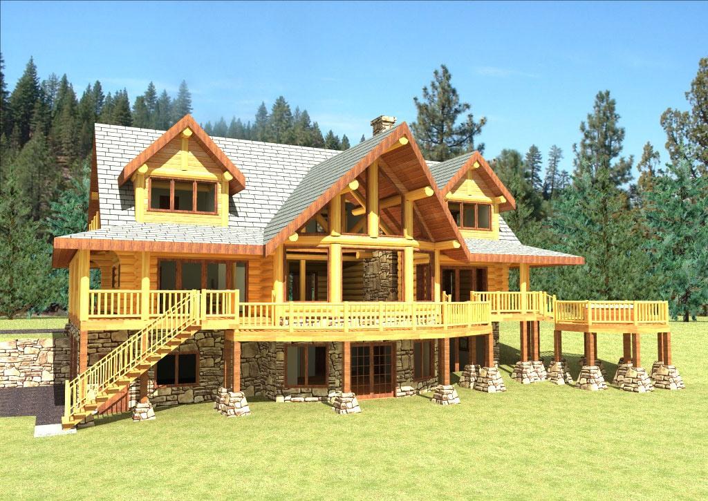 Marvelous Log Cabin Floor Plans Oklahoma Part - 4: Oklahoma 1st Floor